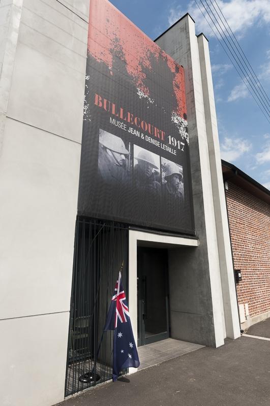 Musée Jean et Denise Letaille Bullecourt 1917
