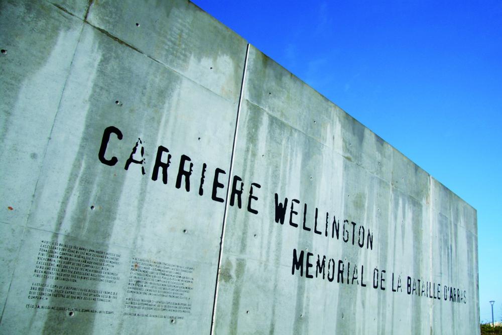 La Carrière Wellington